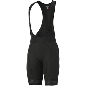 Alé Cycling PRR Strada Bib Shorts Heren, black/charcoal grey